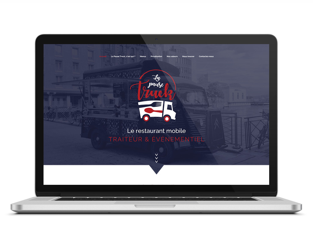 byedel_webdesign_la_pause_truck_lyon