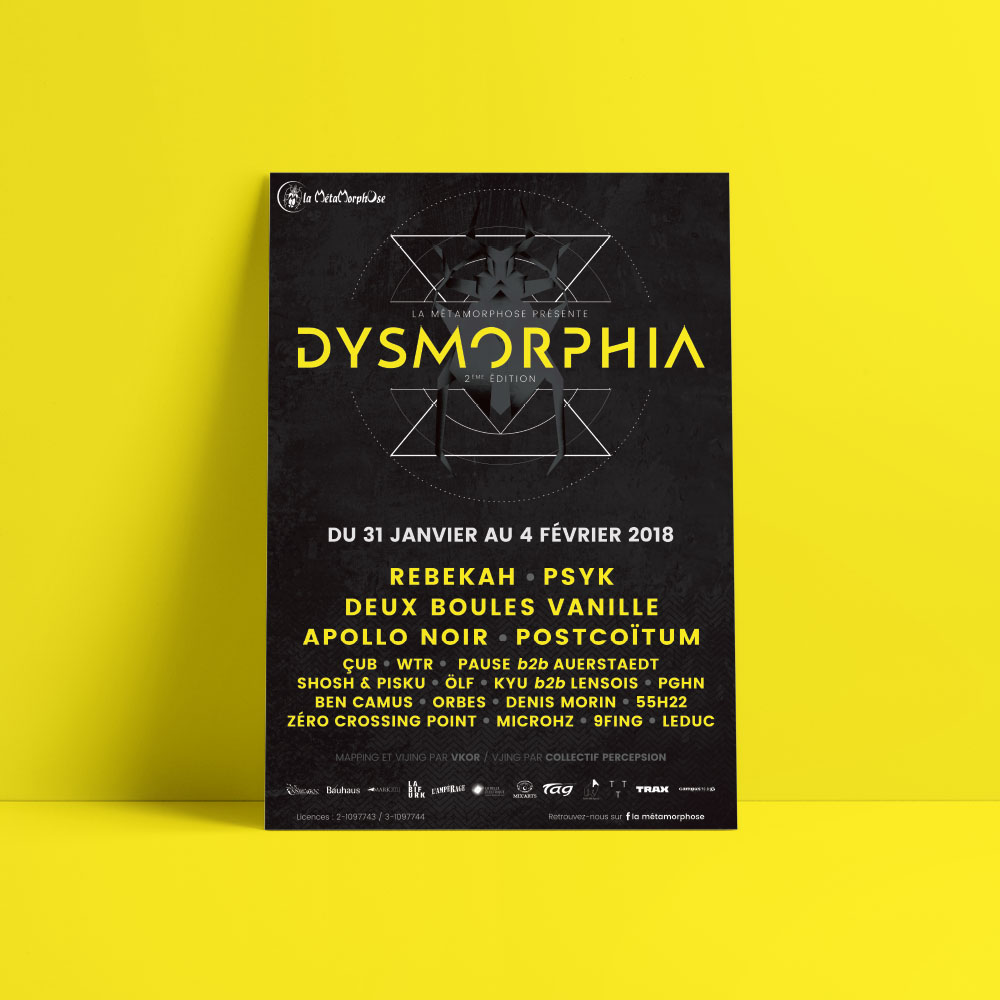 byedel_festival_dysmorphia_2017_metamorphose_affiche